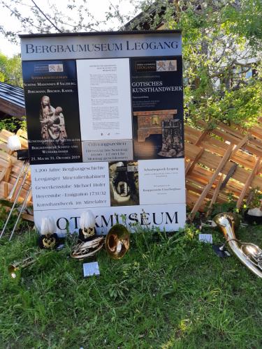 Eröffnung des Bergbau- und Gotikmuseums in Leogang © 2019 AD/RGS/DQ