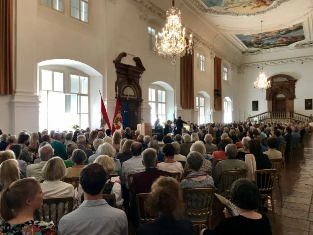 Carabinierisaal in der Residenz zu Salzburg, DomQuartier