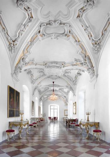 Domgang, Alte Residenz zu Salzburg © DQS/Ghezzi