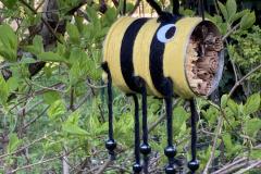 Fertig ist dein Insektenhotel!