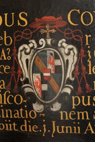 Wappen mit 2 Adler