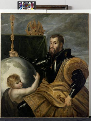 Peter Paul Rubens, Allegorie auf Kaiser Karl V. als Weltenherrscher © RGS/Ghezzi