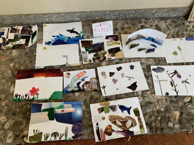 Kreativwochen 2021 – Natürlich Kunst