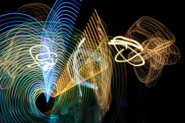 Lightpainting, Fotostation mit Langzeitbelichtung, Lange Nacht der Museen-197