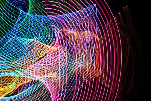 Lightpainting, Fotostation mit Langzeitbelichtung, Lange Nacht der Museen-241