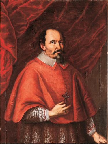 Portrait Fürsterzbischof Paris Graf Lodron © Dommuseum/Oskar Anrather