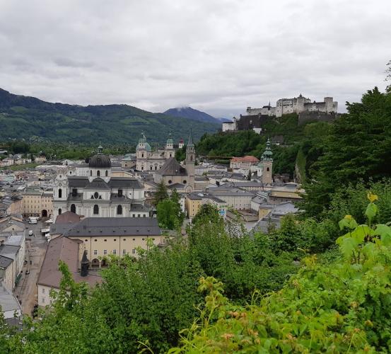 Stadtansicht heute © 2020 Astrid Ducke, Salzburg