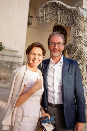 Brigitta und Michael Pallauf (c) wildbild