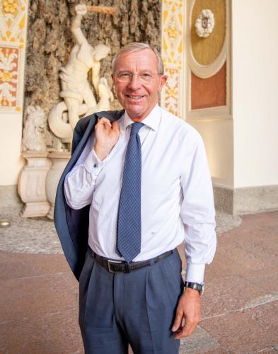 Landeshauptmann Wilfried Haslauer (c) wildbild