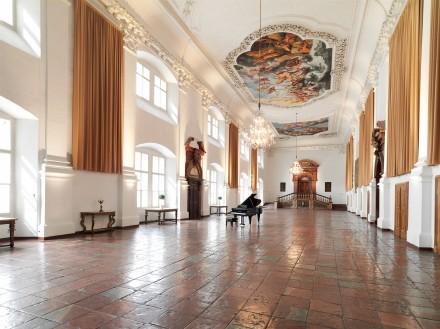 Carabinierisaal Salzburger Residenz © Salzburger Burgen & Schlösser / H.Kirchberger