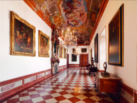 Bildergalerie in der Salzburger Residenz © Salzburger Burgen & Schlösser/H. Kirchberger Möchte über Veröffentlichung informiert werden