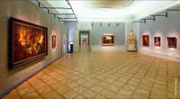"""Residenzgalerie - Blick in die Ausstellung """"neues sehen"""" © RGS/Eckschlager"""