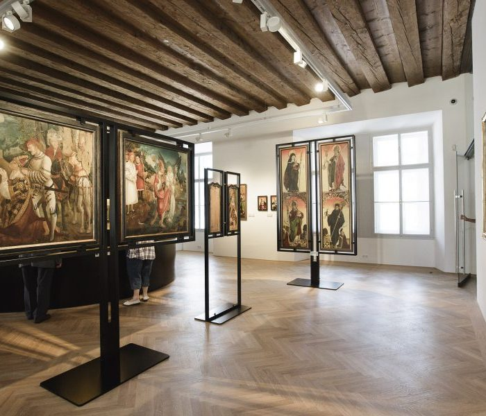 Veranstaltung More than 1300 Years of Monastic History – Museum of St. Peter's Abbey im DomQuartier Salzburg