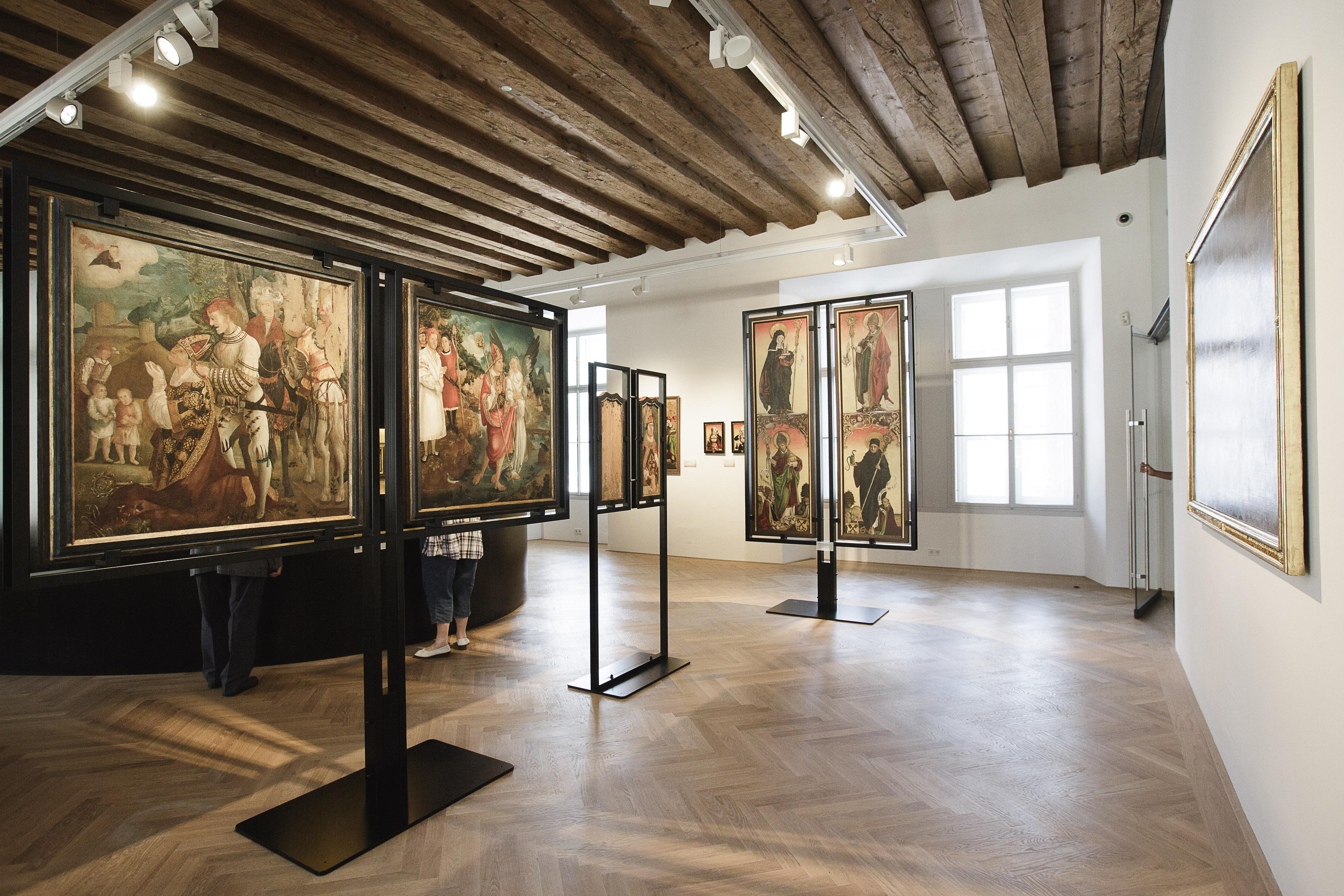 Veranstaltung 1300 Jahre Klostergeschichte – Museum St. Peter im DomQuartier Salzburg