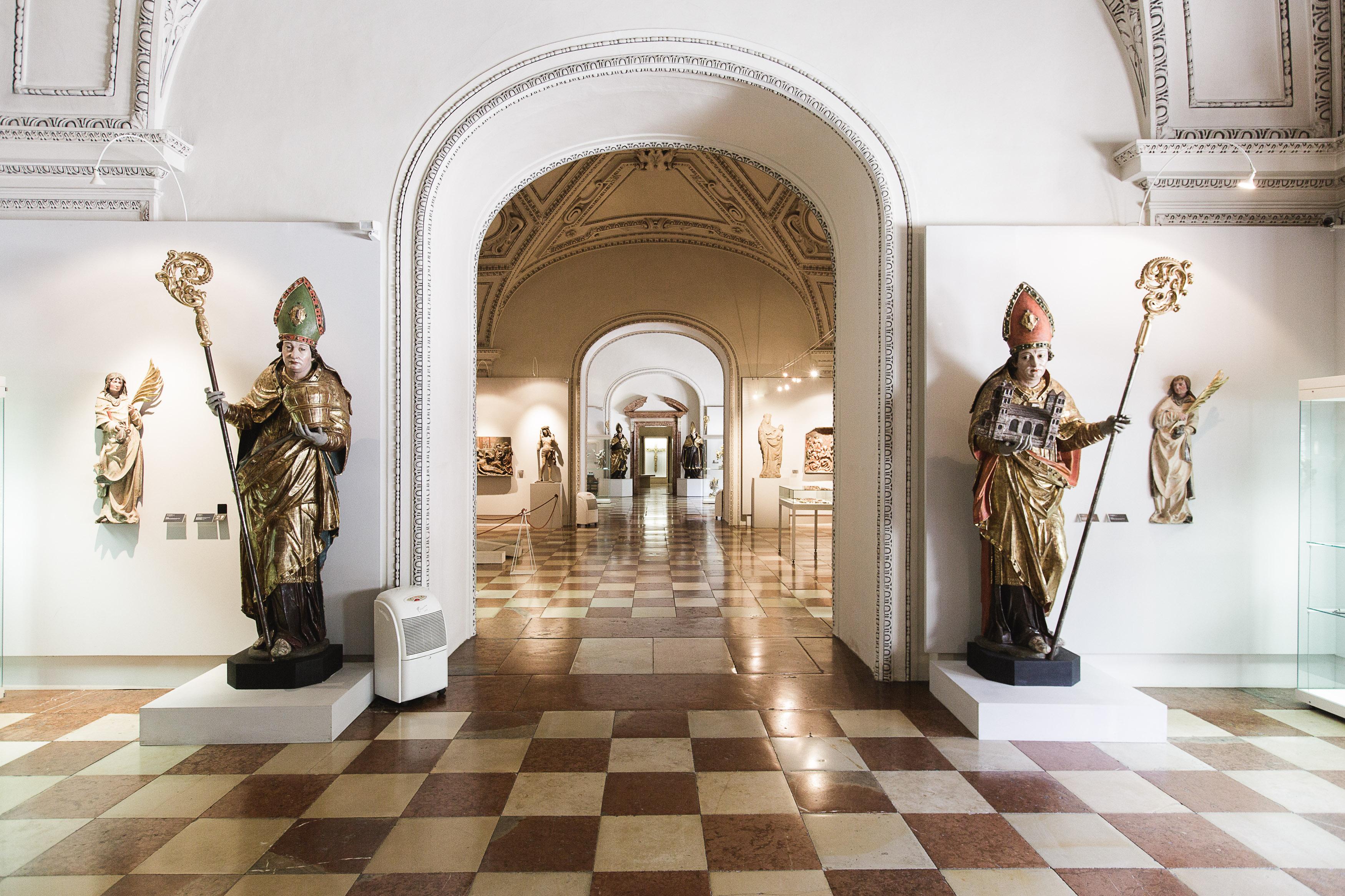 """Veranstaltung Sonderführung """"Die Salzburger Landesheiligen Rupert und Virgil"""" im DomQuartier Salzburg"""