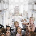 Spurensuche im DomQuartier, Orgelempore im Dom