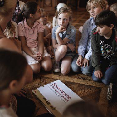 Artikelbild Visite guidate per bambini: alla ricerca di tracce nel DomQuartier