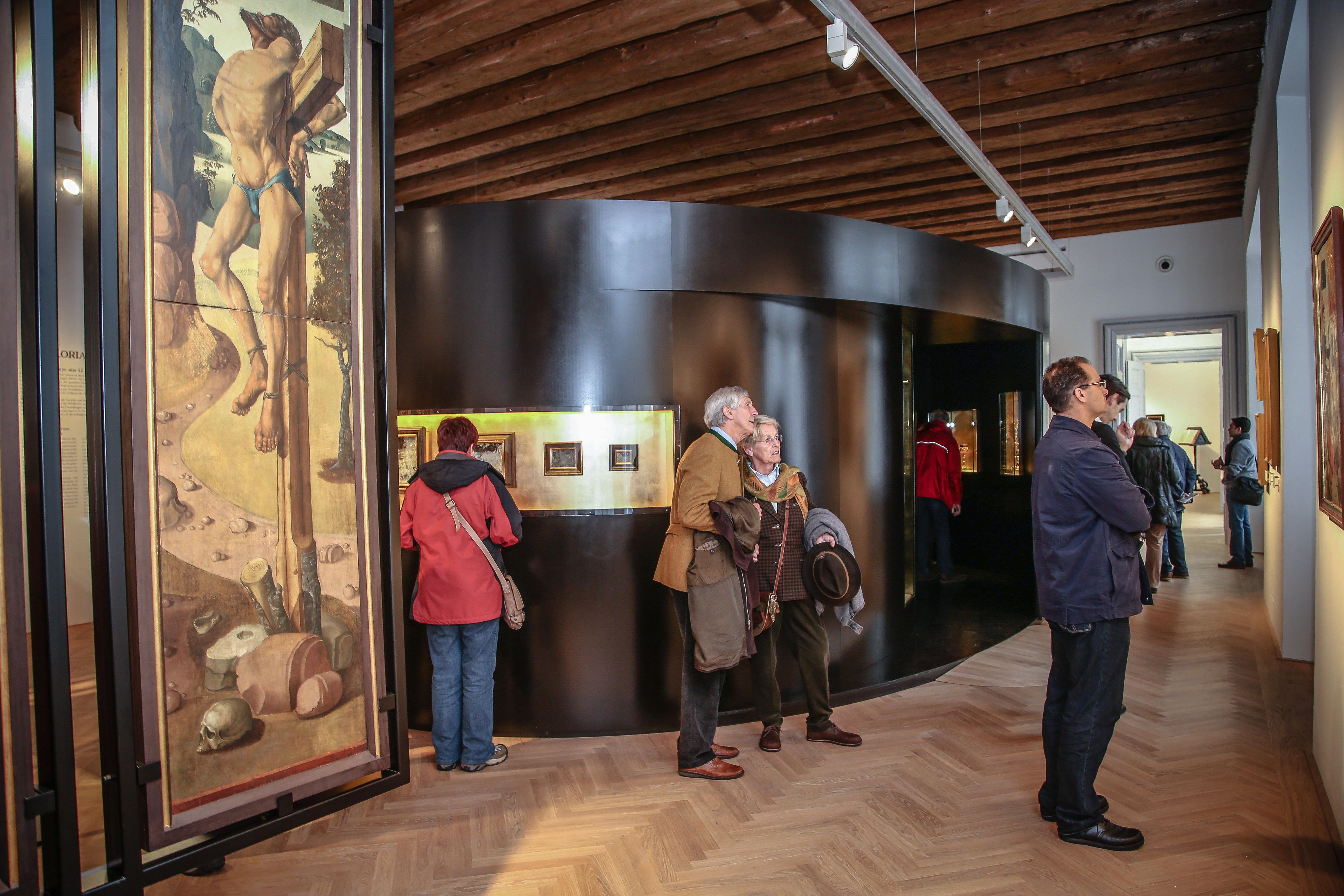 Veranstaltung Tour with a Focus on St. Peter im DomQuartier Salzburg