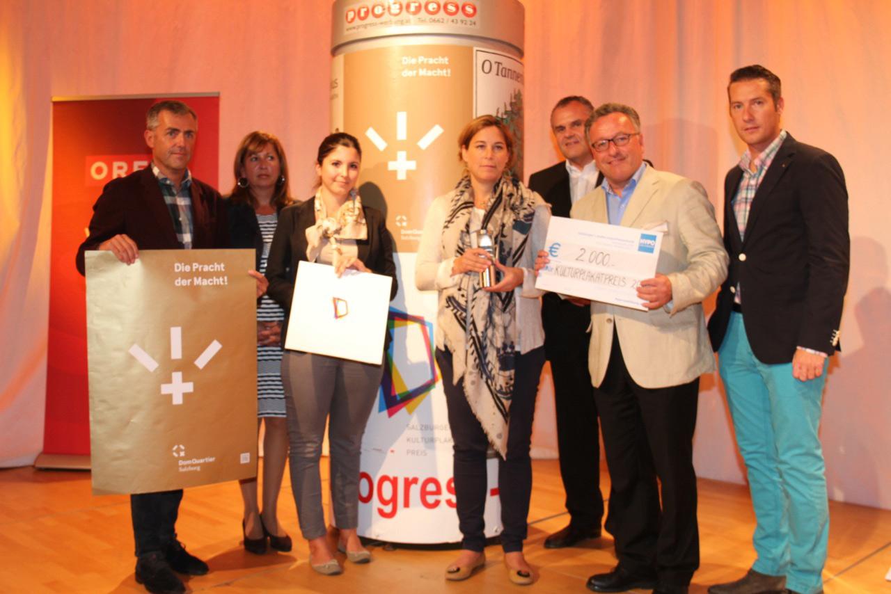 Veranstaltung Premiata la campagna mediatica del DomQuartier im DomQuartier Salzburg