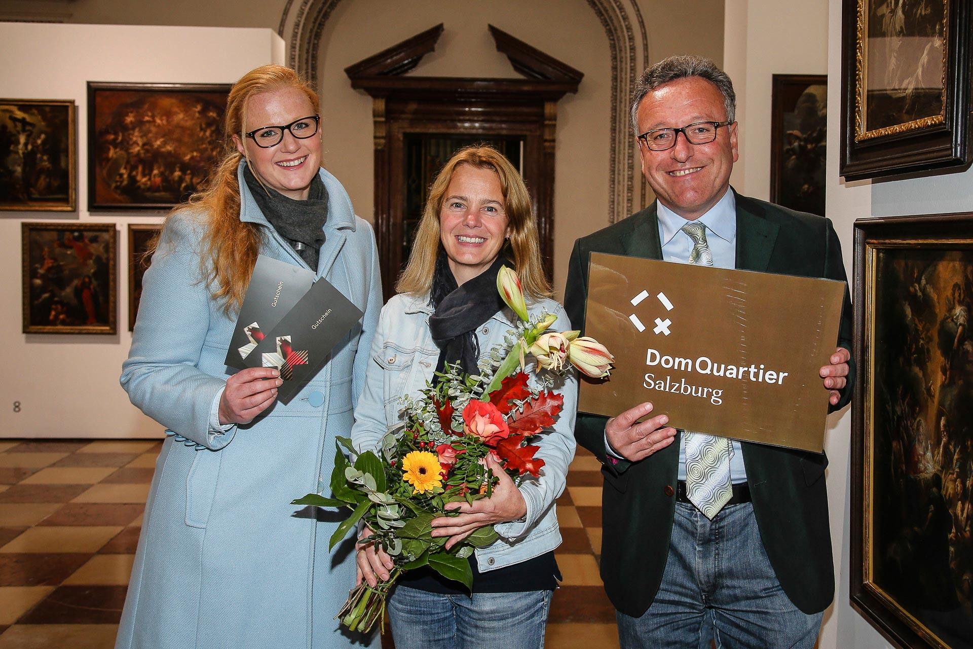 Veranstaltung Erfolg für das DomQuartier im DomQuartier Salzburg