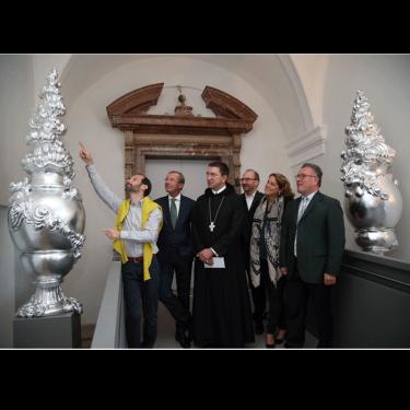 Veranstaltung Ein zeitgenössisches Kunstwerk für die Lange Galerie im DomQuartier Salzburg