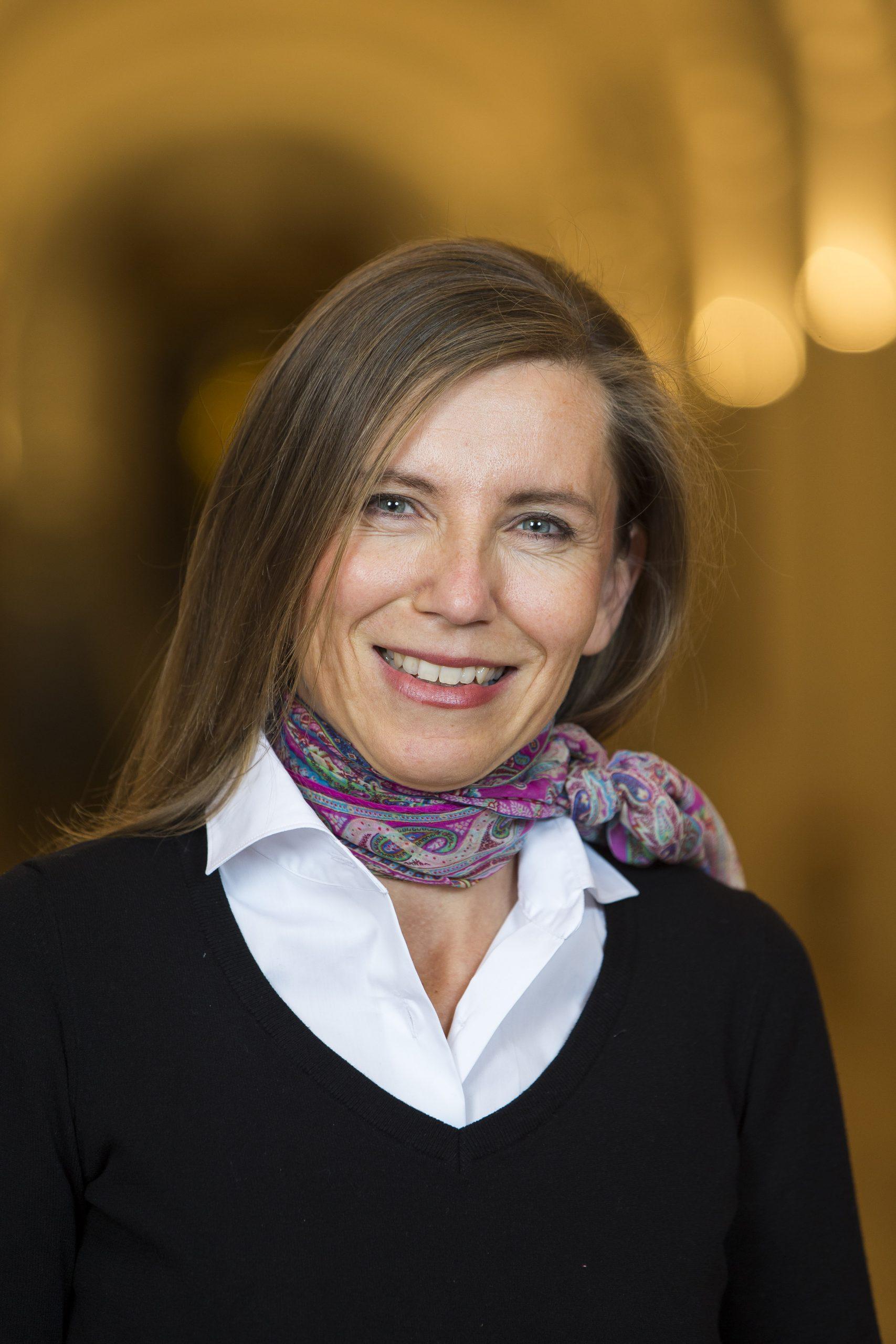 Teammitglied Christine Fegerl, MA