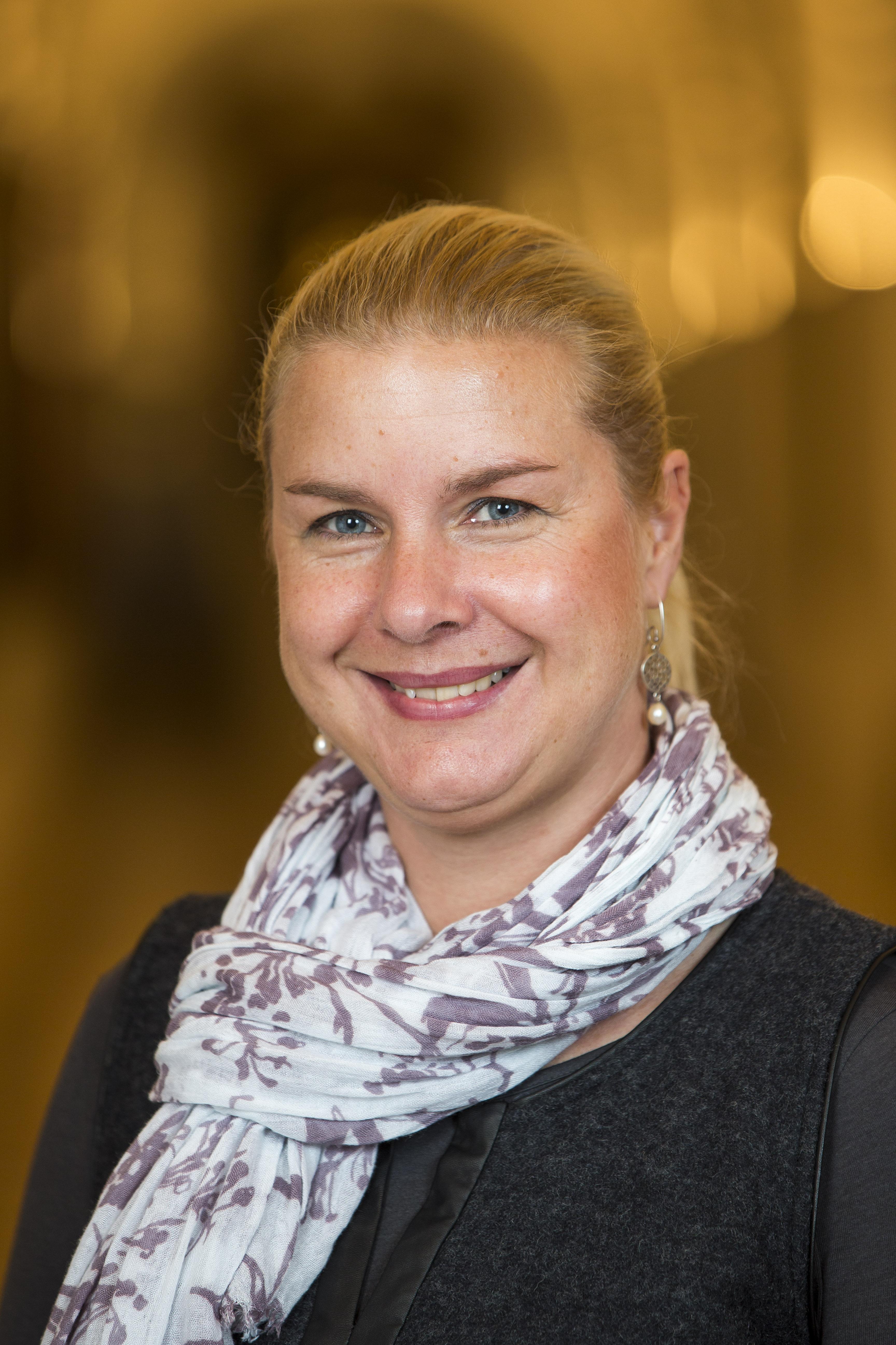 Teammitglied Monika Fermin-Vaez