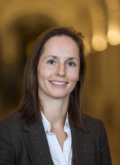 Teammitglied Mag. Maria Herz