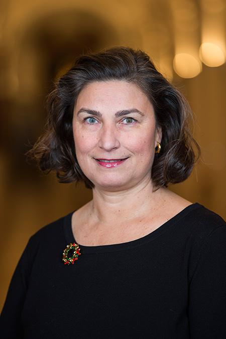 Teammitglied Mag. Dr. Ulrike Reinert