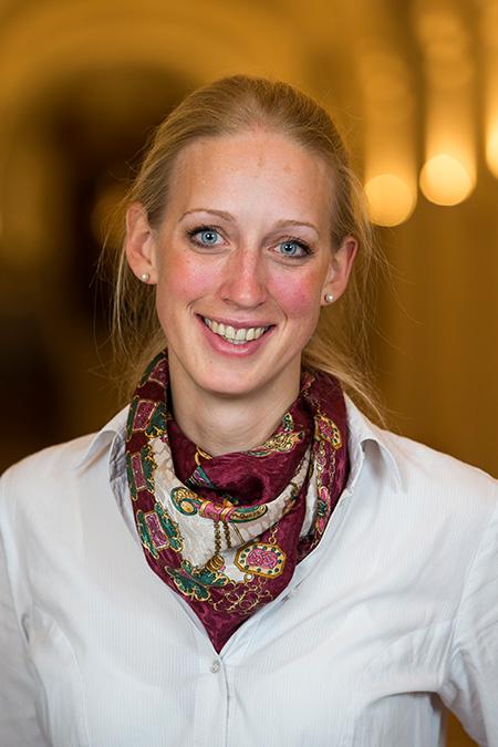 Teammitglied Mag. Carola Marie Schmidt