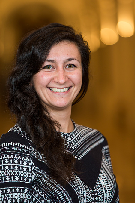 Teammitglied Karin Wabro, Bakk. phil.