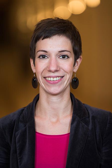 Teammitglied Clara Widerin