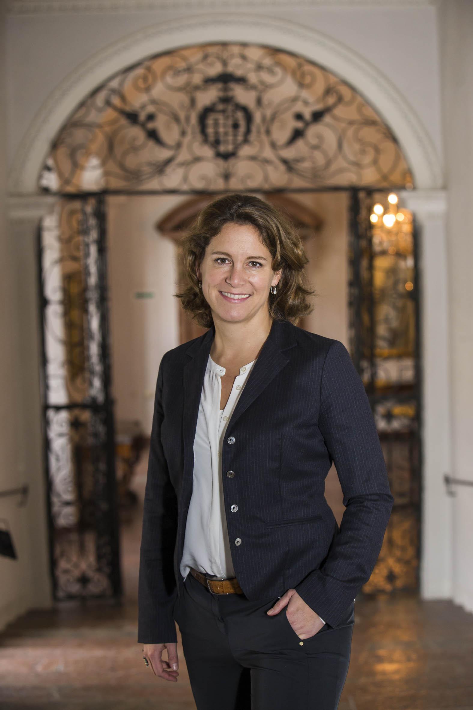 Teammitglied Dr. Elisabeth Resmann, MBA