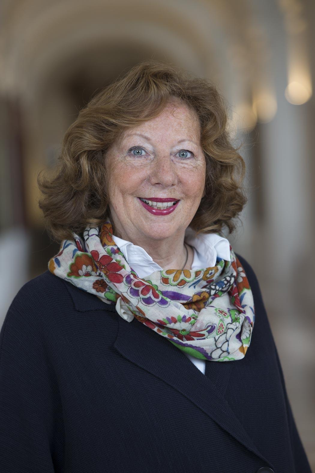 Teammitglied Dr. Ulrike Winger
