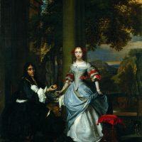 "Artikelbild zur Veranstaltung Exhibit ""Beyond Veiling. New Interpretations of Baroque Materiality"" – Residenzgalerie & State Rooms"