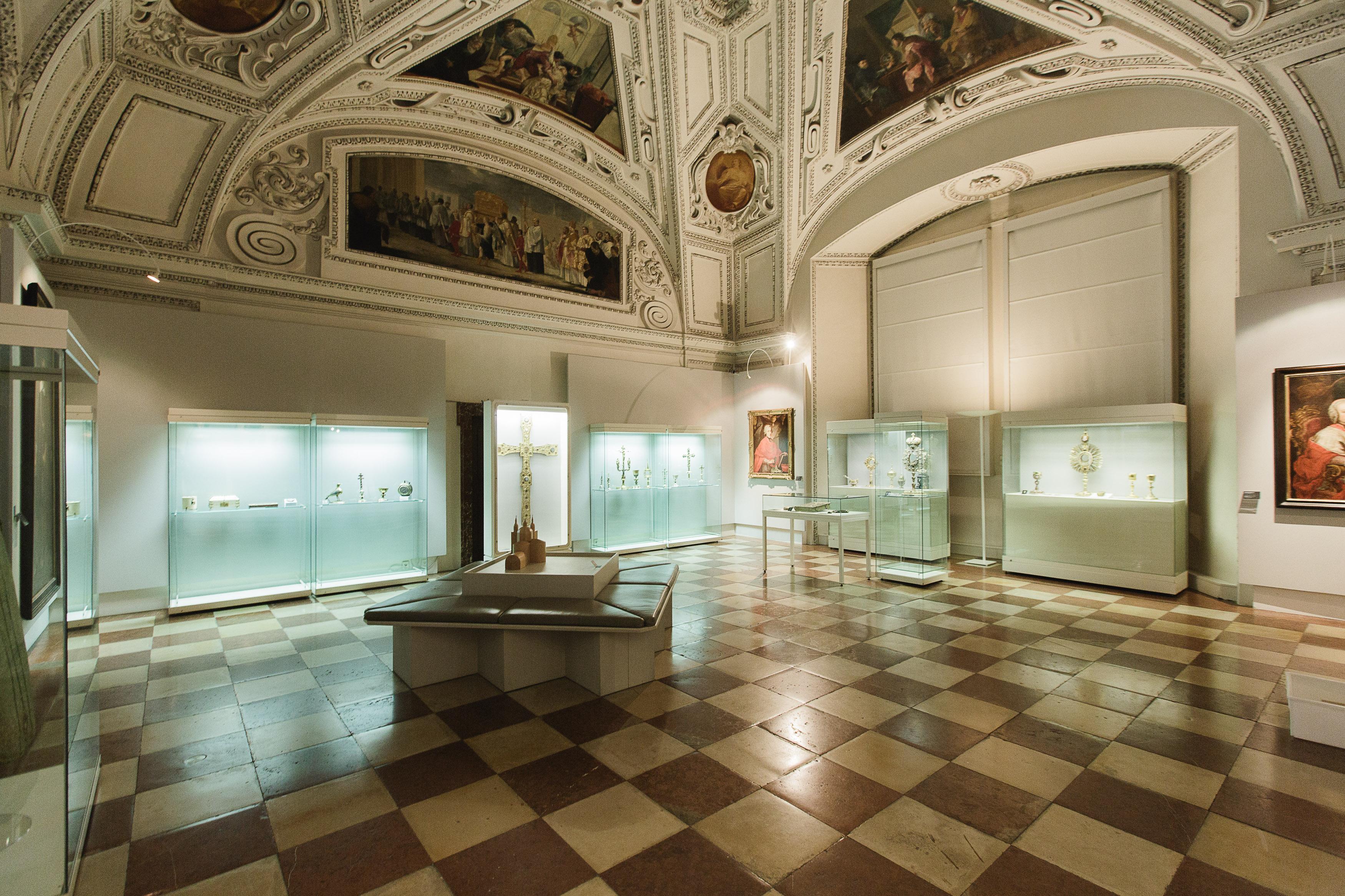 Veranstaltung Kunstschätze aus der Erzdiözese Salzburg – Dommuseum im DomQuartier Salzburg