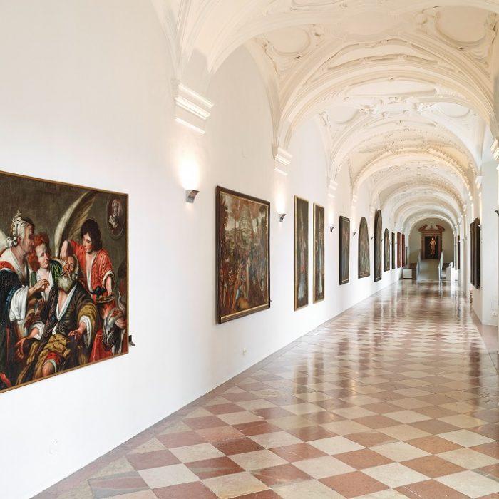 Veranstaltung Lange Galerie St. Peter im DomQuartier Salzburg