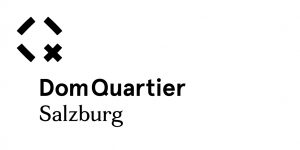 """Veranstaltung Logo """"Salzburg"""" unten im DomQuartier Salzburg"""