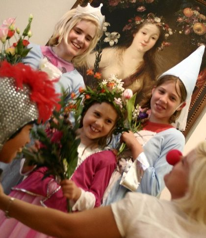 Ferienprogramm DomQuartier Kinder