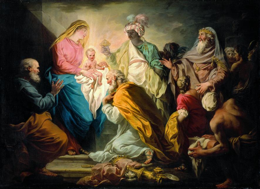 """Veranstaltung Weihnachtsausstellung """"Feste der Weihnachtszeit"""" – Residenzgalerie Salzburg und Dommuseum im DomQuartier Salzburg"""