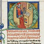 Erzbischof Bernhard von Rohr als Arzt