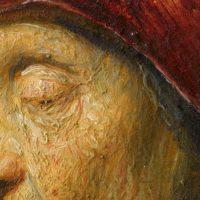 """Artikelbild zur Veranstaltung Ausstellung """"Rembrandt. Unter der Farbe"""" – Residenzgalerie"""