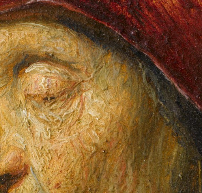 """Veranstaltung Ausstellung """"Rembrandt. Unter der Farbe"""" – Residenzgalerie im DomQuartier Salzburg"""