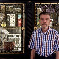 """Artikelbild zur Veranstaltung """"Sprünge in der Wahrnehmung"""", Installation von Marcel Odenbach – Kunst- und Wunderkammer"""
