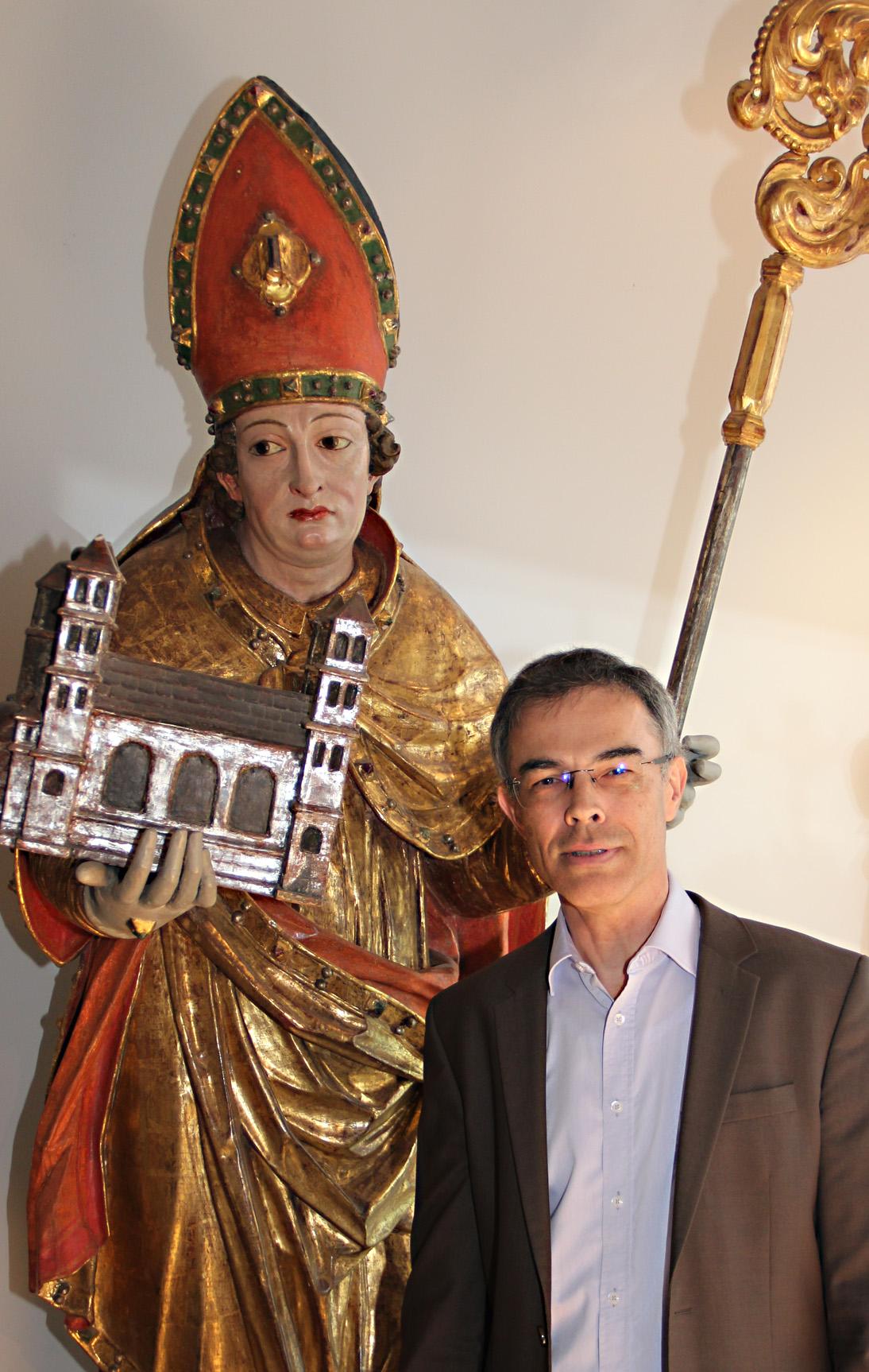 Veranstaltung Reinhard Gratz ist neuer Direktor des Dommuseums im DomQuartier Salzburg