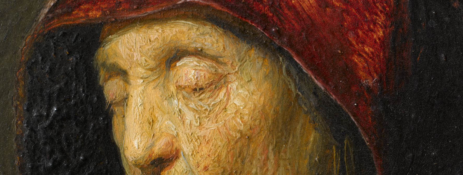 """Veranstaltung Expertenführung """"Rembrandt. Unter der Farbe"""" im DomQuartier Salzburg"""