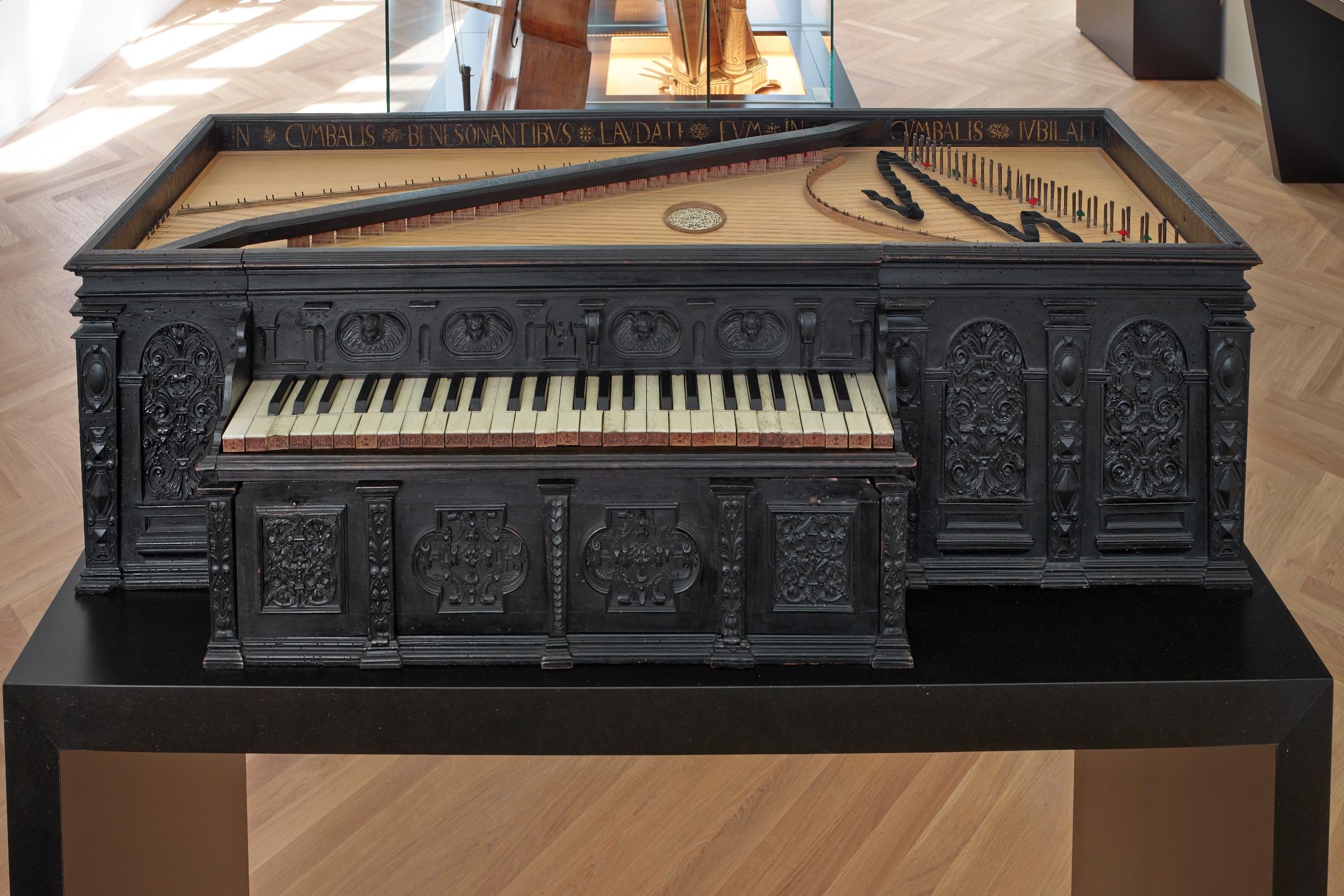 Veranstaltung Claviorganum-Konzert im DomQuartier Salzburg