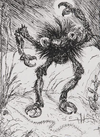 Kubin, Zorn, 1914