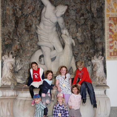Artikelbild Kindergärten & Volksschulen