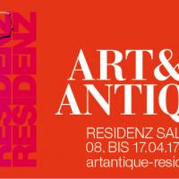 Artikelbild zur Veranstaltung ART & ANTIQUE Residenz Salzburg